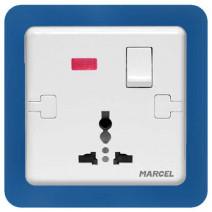 M3PS-01 (3 pin socket)